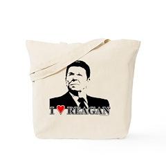 I Heart Reagan Tote Bag