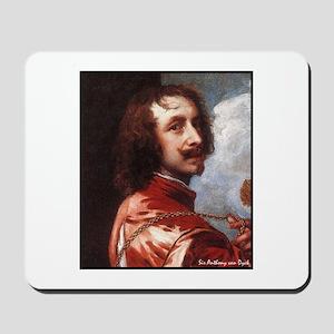 "Faces ""van Dyck"" Mousepad"
