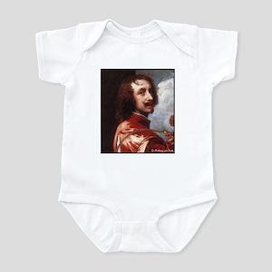 """Faces """"van Dyck"""" Infant Bodysuit"""