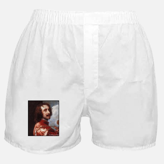 "Faces ""van Dyck"" Boxer Shorts"