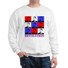 Reagan Revolution Pop Art Sweatshirt
