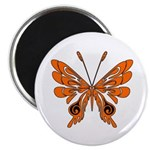 'Butterfly Tattoos Magnet