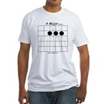 Guitar Players! Fitted T-Shirt