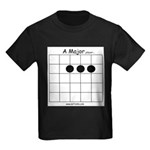 Guitar Players! Kids Dark T-Shirt