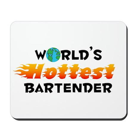 World's Hottest Barte.. (C) Mousepad