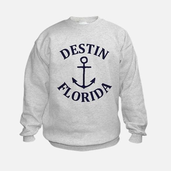 Summer destin- florida Sweatshirt
