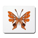 'Butterfly Tattoos Mousepad