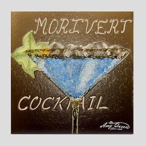 Morivert Cocktail Tile Coaster