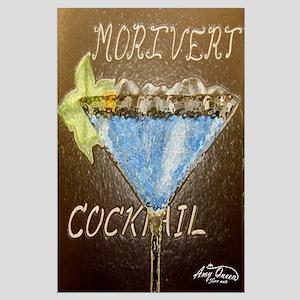 Morivert Cocktail Large Poster