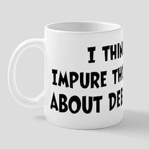 Deborah (ball and chain) Mug