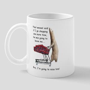 That Weasel Mug