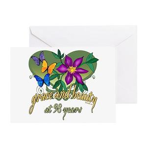 98th birthday greeting cards cafepress m4hsunfo