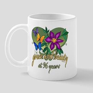 96th Birthday Grace 11 oz Ceramic Mug