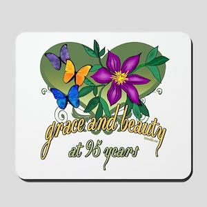 95th Birthday Grace Mousepad