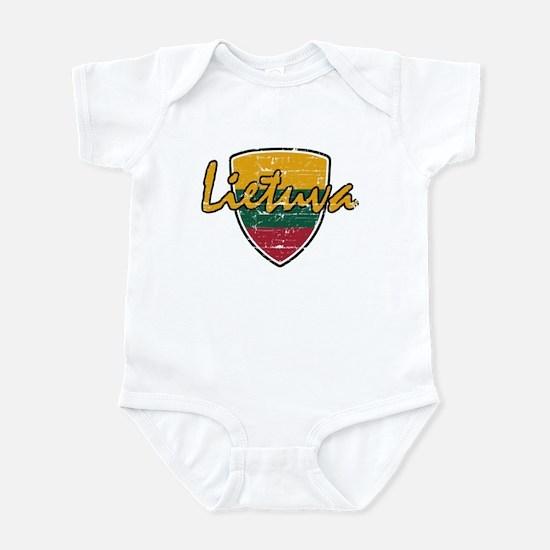 Lietuva Infant Bodysuit