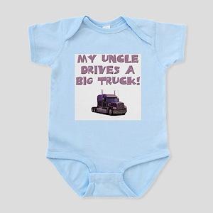 uncleTbigtruck_purple Body Suit