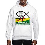 DOROTHY EVOLUTION FISH Hooded Sweatshirt