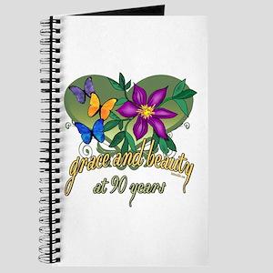 Beautiful 90th Journal