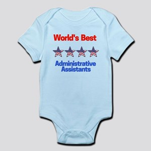 World's Best Administrative Assistants Body Suit