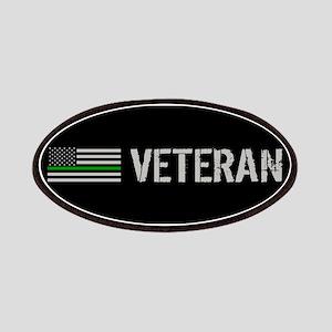 Thin Green Line: Veteran Patch