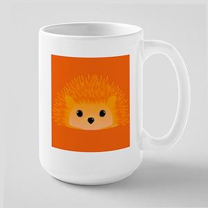 Sedgy the Hedgehog 15 oz Ceramic Large Mug