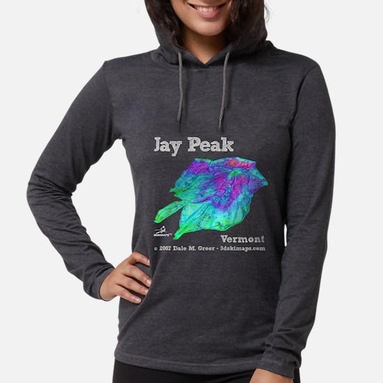 Jay Peak Resort Long Sleeve T-Shirt