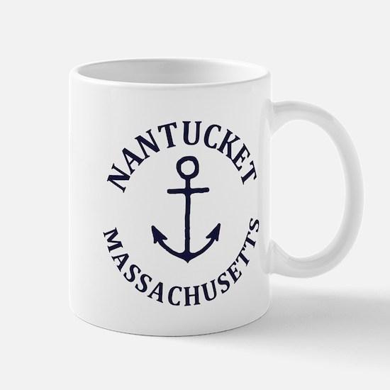 Summer nantucket- massachusetts Mugs