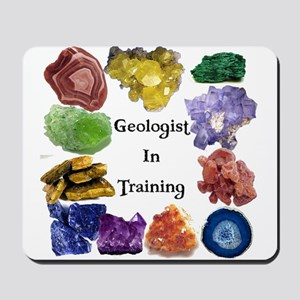 Geology Rocks 12 Mousepad
