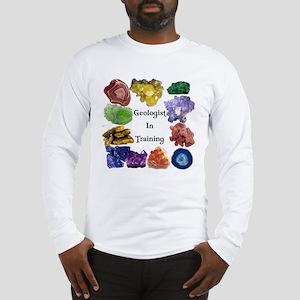 Geology Rocks 12 Long Sleeve T-Shirt