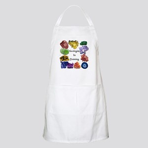Geology Rocks 12 BBQ Apron