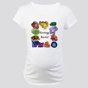 Geology Rocks 13 Maternity T-Shirt