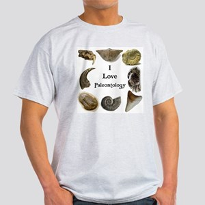 Paleontology 1 Light T-Shirt