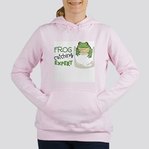 Frog Catching Expert Sweatshirt
