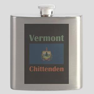 Chittenden Vermont Flask