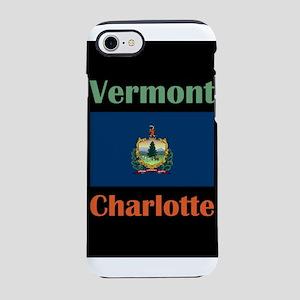 Charlotte Vermont iPhone 8/7 Tough Case