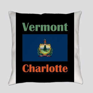 Charlotte Vermont Everyday Pillow