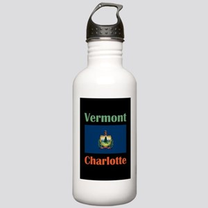 Charlotte Vermont Water Bottle