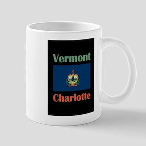 Charlotte Vermont Mugs