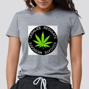 legalize round T-Shirt