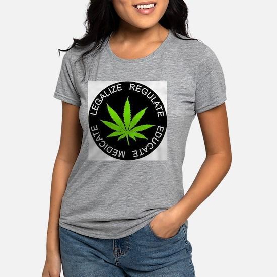 legalize round.jpg T-Shirt