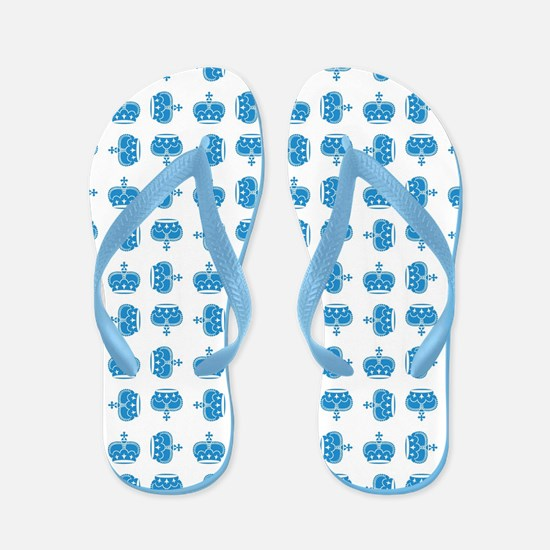 CROWNS Flip Flops