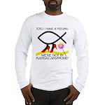 DOROTHY EVOLUTION FISH Long Sleeve T-Shirt