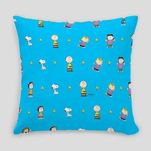 Peanuts Gang Everyday Pillow