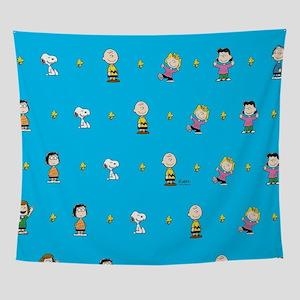 Peanuts Gang Wall Tapestry
