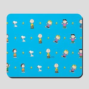 Peanuts Gang Mousepad