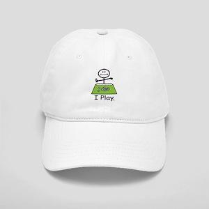 Mahjong Stick Figure Cap