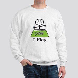 Mahjong Stick Figure Sweatshirt