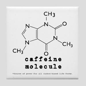 Caffeine Addicts Tile Coaster