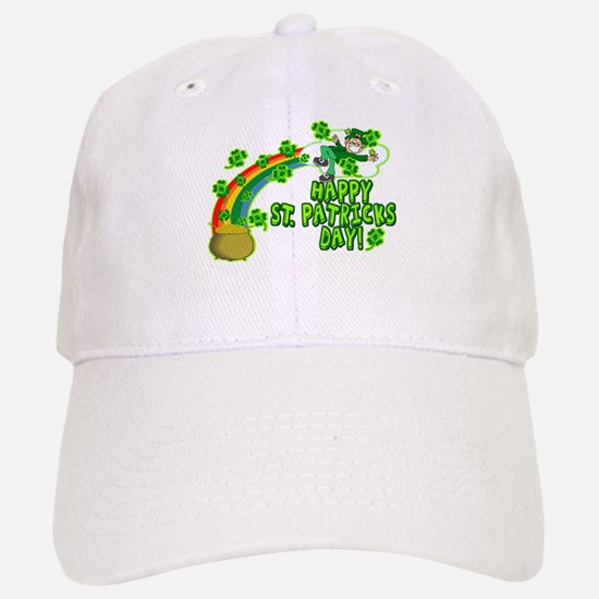 Happy St. Patrick's Day Classic Baseball Baseball Cap