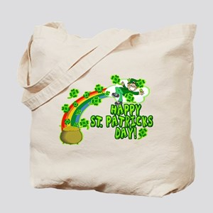 Happy St. Patrick's Day Classic Tote Bag